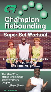 Champion Rebounding Super Set DVD