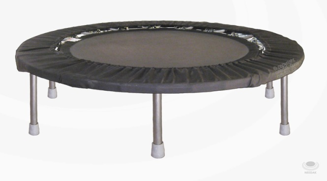 Black Needak Rebounder